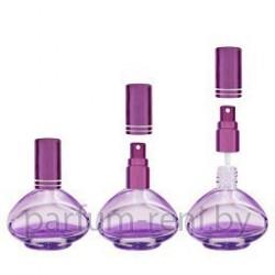 Флакон Коламбия 15мл фиолетовый (микроспрей фиолетовый)