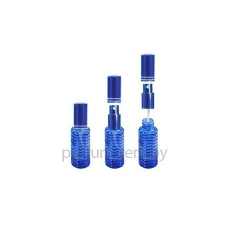 Флакон Спираль 20мл синий (спрей люкс синий)