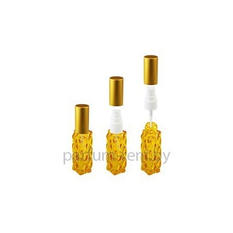 Флакон Гранат 20мл желтый (спрей полулюкс серебро)