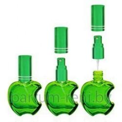 Флакон Эпл 15мл зеленый (микроспрей зеленый)