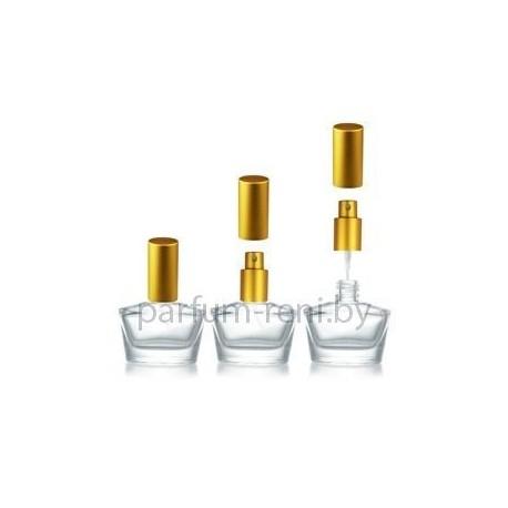 Флакон Тина 12мл (микроспрей золото)