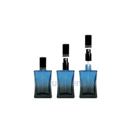 Флакон Да Винчи 50мл синий (спрей люкс черный)