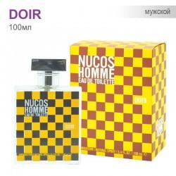 Туаленая вода для Мужчин Nucos Homme - Doir