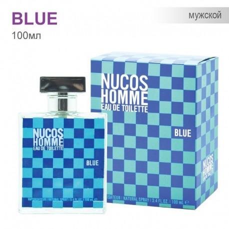 Туаленая вода для Мужчин Nucos Homme - Blue