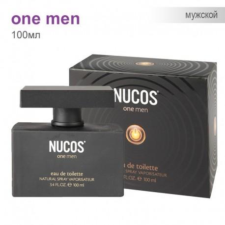 Туаленая вода для Мужчин Nucos - One Men
