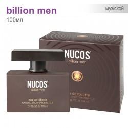 Туаленая вода для Мужчин Nucos - Billion Men