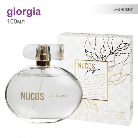 Туаленая вода для Женщин Nucos - Giorgia