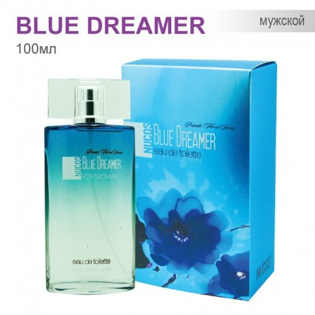 Туаленая вода для Женщин Nucos - Blue Dreamer