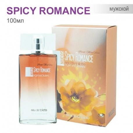 Туаленая вода для Женщин Nucos - Spicy Romance