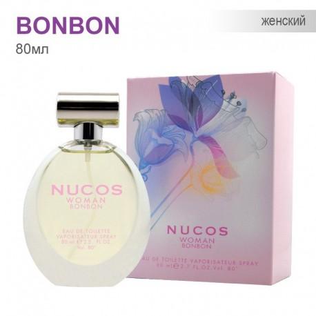 Туаленая вода для Женщин Nucos - Bonbon