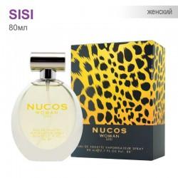 Туаленая вода для Женщин Nucos - Sisi