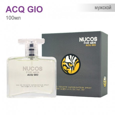 Туаленая вода для Мужчин Nucos - Acq Gio