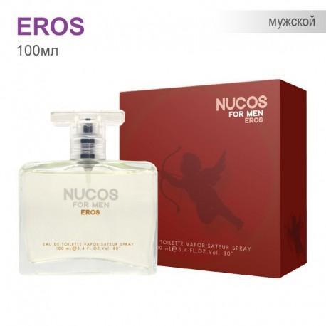 Туаленая вода для Мужчин Nucos - Eros