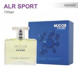 Туаленая вода для Мужчин Nucos - Alr Sport