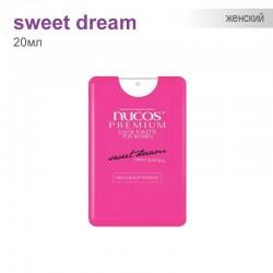 Туаленая вода для Женщин Nucos Premium - Sweet dream