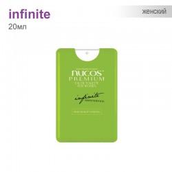 Туаленая вода для Женщин Nucos Premium - Infinite