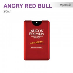 Туаленая вода для Мужчин Nucos Premium - Angry red bull