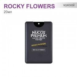 Туаленая вода для Мужчин Nucos Premium - Rocky flowers