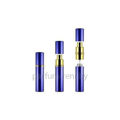 Флакон Обычный 12мл синий