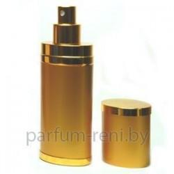 Флакон Овал 30мл золото