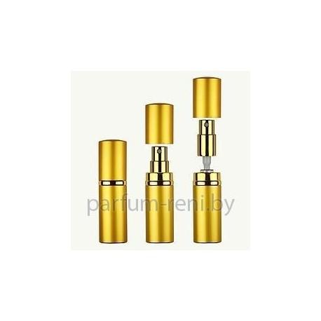 Флакон Овал 20мл золото