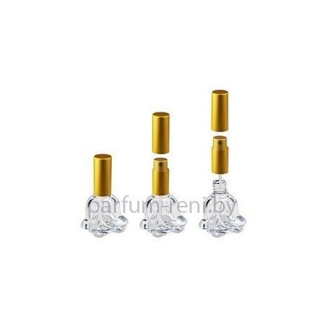 Флакон Розали 15мл (микроспрей золото)