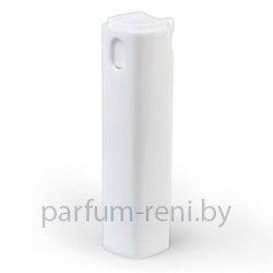 Флакон Квадрат спрей пластик 12мл белый