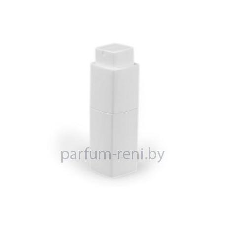 Флакон Квадрат твист пластик 10мл белый
