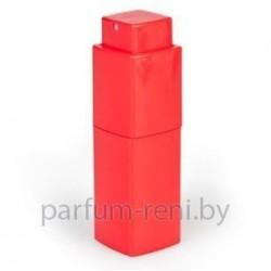 Флакон Квадрат твист пластик 10мл красный