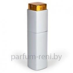 Флакон Квадрат твист 30мл серебро
