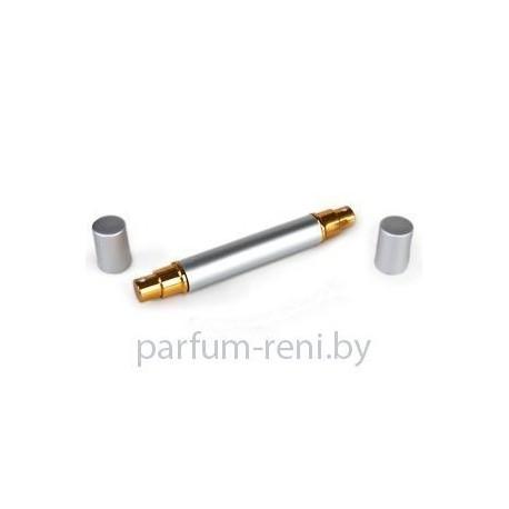 Флакон Обычный 2 в 1 (2х5мл) 10мл серебро