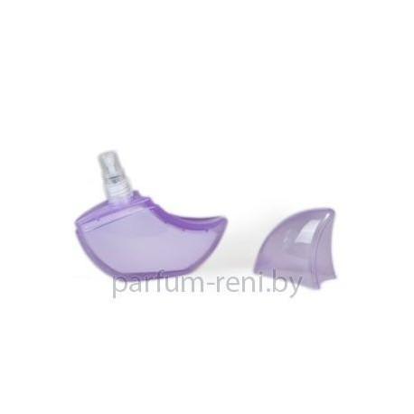Флакон Полумесяц пластик 25мл фиолетовый