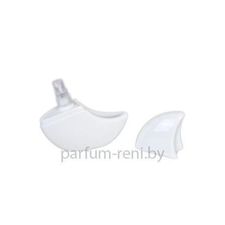 Флакон Полумесяц пластик 25мл белый