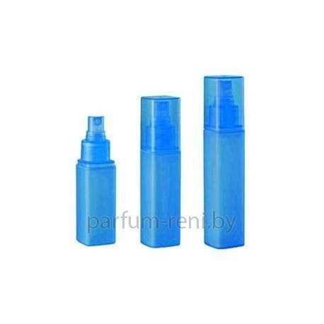 Флакон Матовый квадрат JM200-6 50мл синий