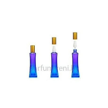 Флакон Рафаэль 50мл синий (спрей полулюкс серебро)