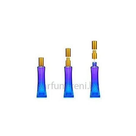 Флакон Рафаэль 50мл синий (спрей люкс серебро)