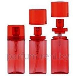 Флакон Снэп-пластик 50мл красный